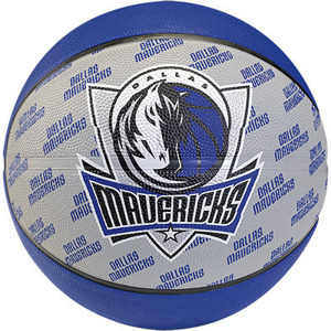 Piłka Spalding Teamball NBA Dallas Mavericks