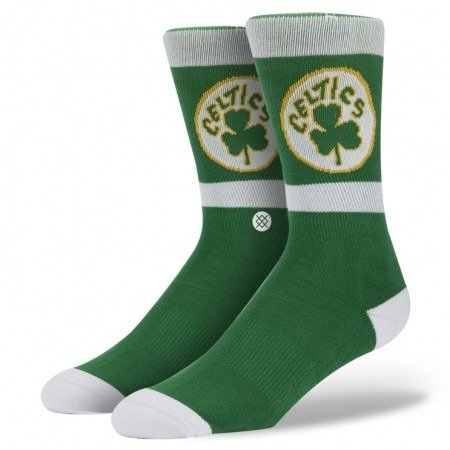 Skarpety Stance Boston Celtics - M313ACEL