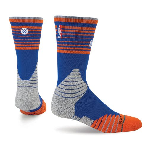 Skarpety Stance NBA New York Knicks Oncourt - M559C5CCKN