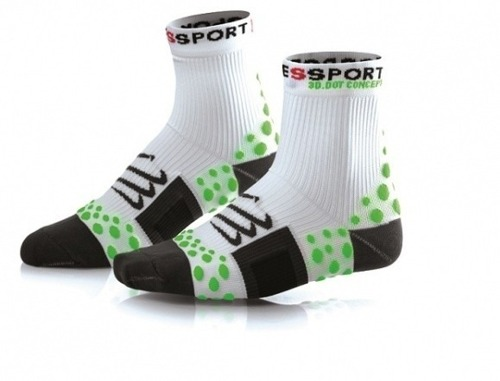 Skarpety kompresyjne Compressport ProRacing Socks - Bike