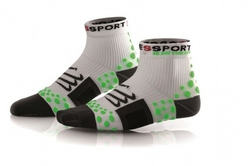 Skarpety kompresyjne Compressport ProRacing Socks - Run High