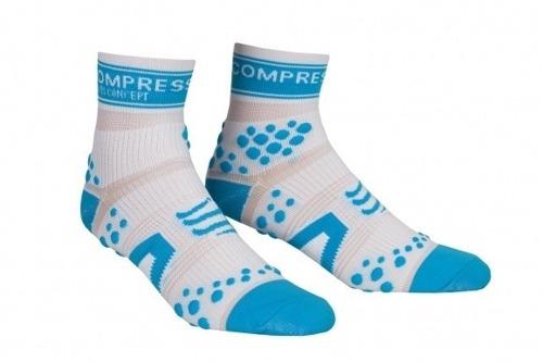 Skarpety kompresyjne Compressport ProRacing Socks - Run High V2