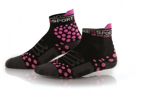 Skarpety kompresyjne Compressport ProRacing Socks - Trail