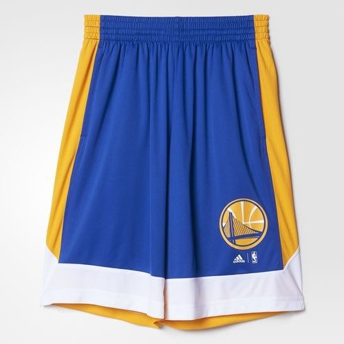 Spodenki Adidas Golden State Warriors - AX7620