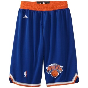 Spodenki Adidas NBA New York Knicks - A40781