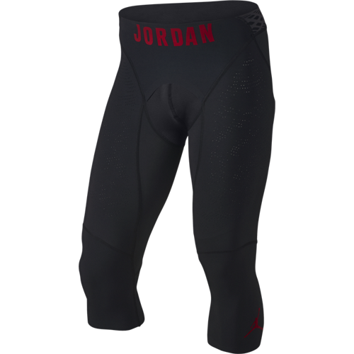 Spodnie Air Jordan Ultimate Flight Compression 3/4 Tight - 744850-010