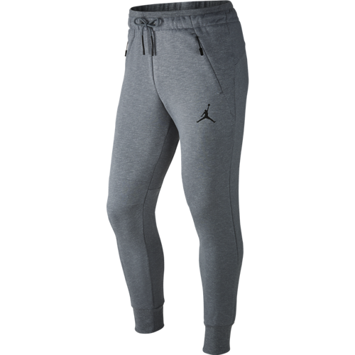 Spodnie dresowe Air Jordan Icon Fleece With Cuff Pant - 809472-065