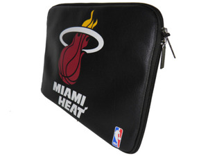 Torba Kothai NBA Team Logo Mac / Laptop Case Miami Heat