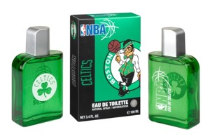Woda toaletowa perfum 100 ml NBA Boston Celtics