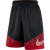 Spodenki NIKE ELITE REVEAL BLACK/UNIVERSITY RED/METALLIC - 718386-012
