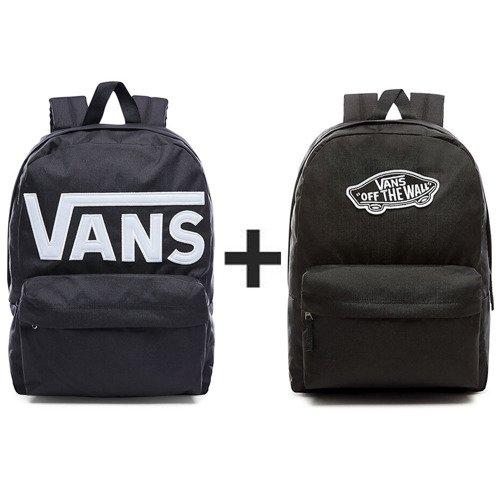 f292766f6 ... Plecak VANS Old Skool II - VN000ONIY28-813 + Plecak VANS Realm Backpack  - VN0A3UI6BLK ...
