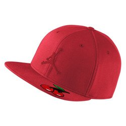 Czapka Air Jordan Jumpman Snapback  - Custom Cherry - 861452-688