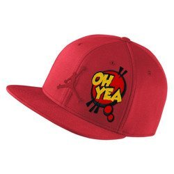 Czapka Air Jordan Jumpman Snapback  - Custom Oh Yea! - 861452-688