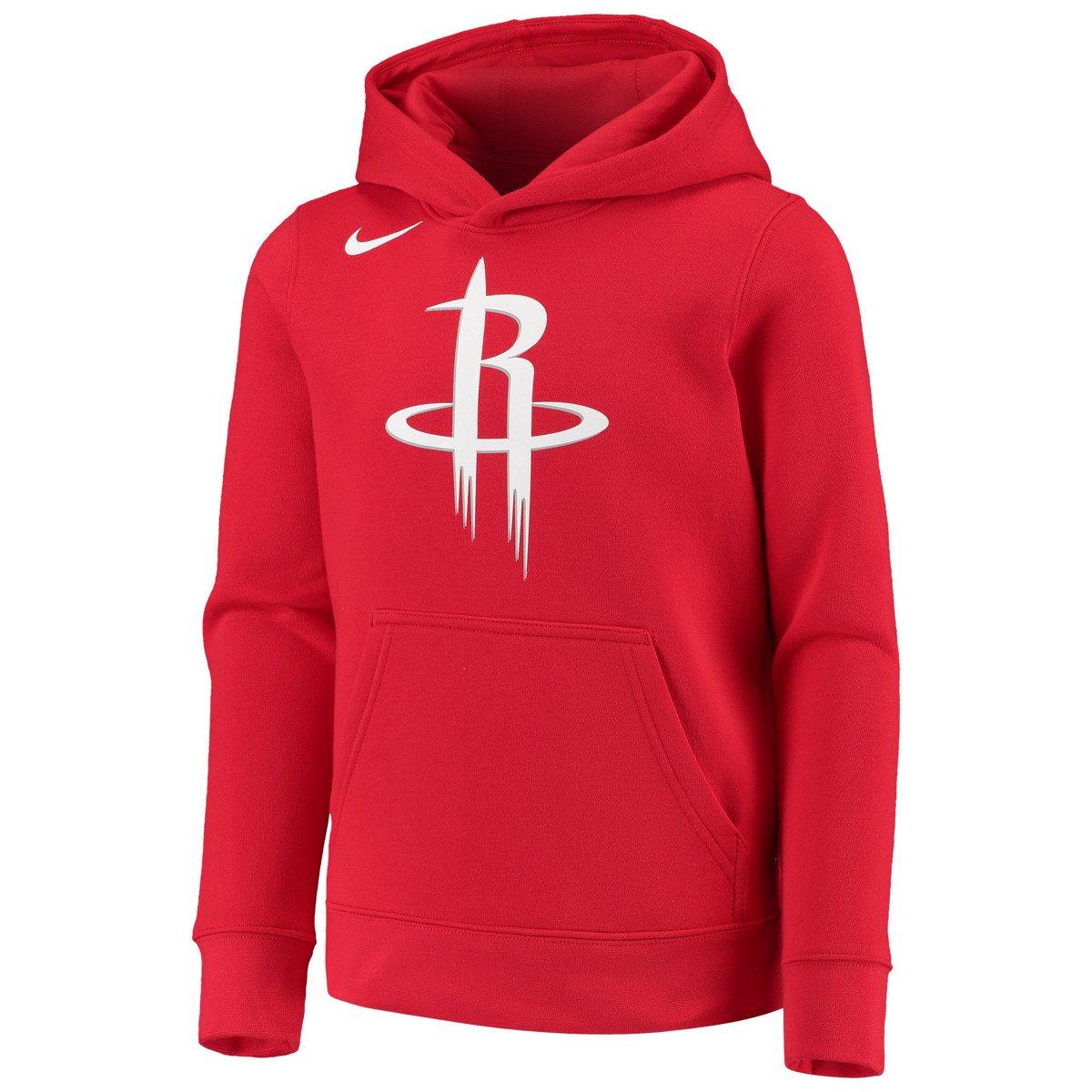 Bluza młodzieżowa Nike Houston Rockets Logo Essential EZ2B7BBMM RCK