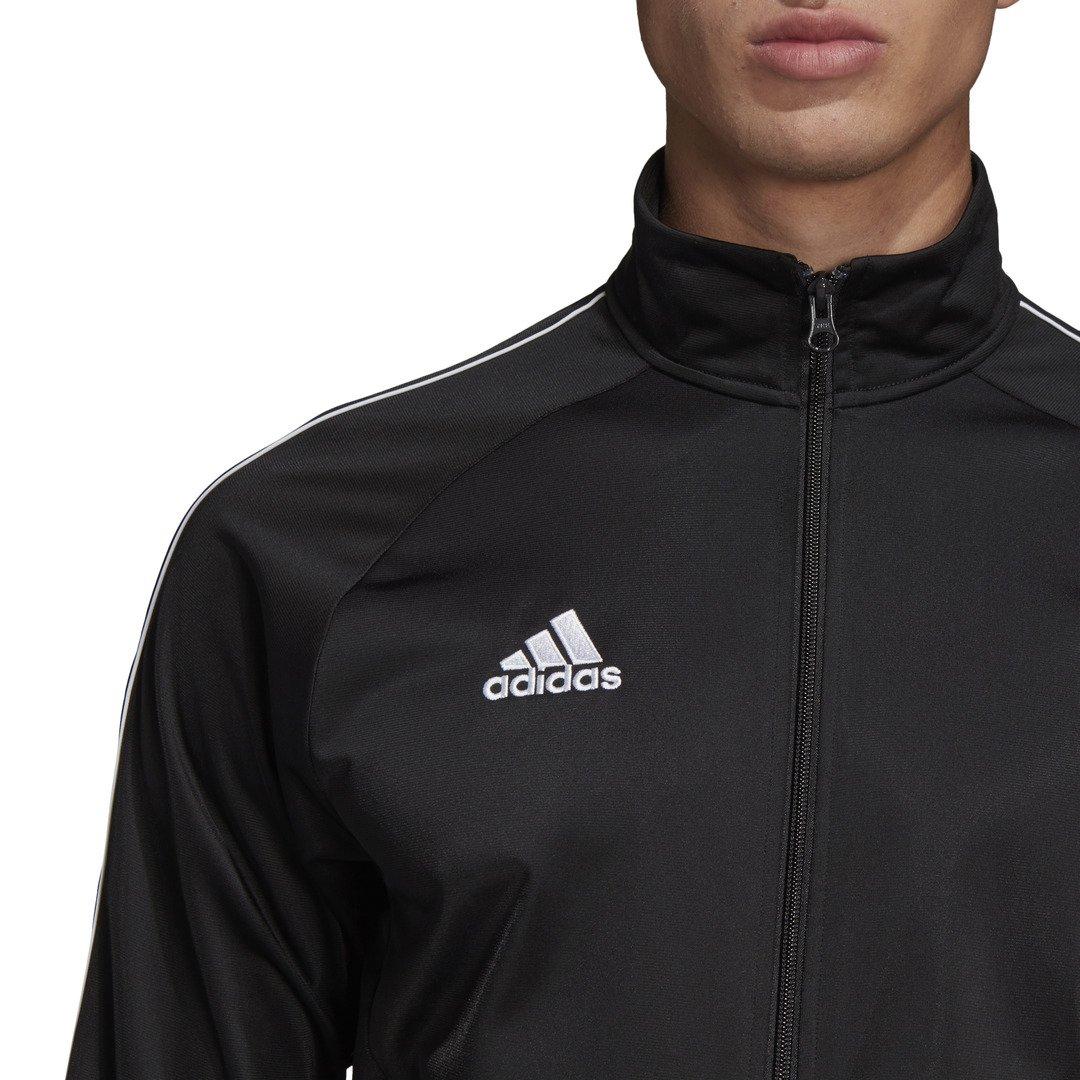 buty do biegania zamówienie online przed Sprzedaż Bluza dresowa treningowa rozpinana Adidas Core 18 PES JKT - CE9053