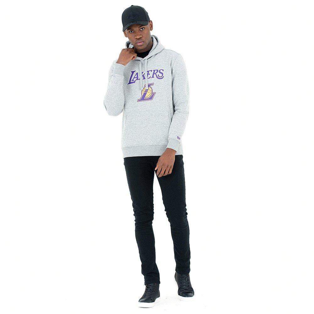 Bluza z kapturem New Era NBA Los Angeles Lakers 11530758