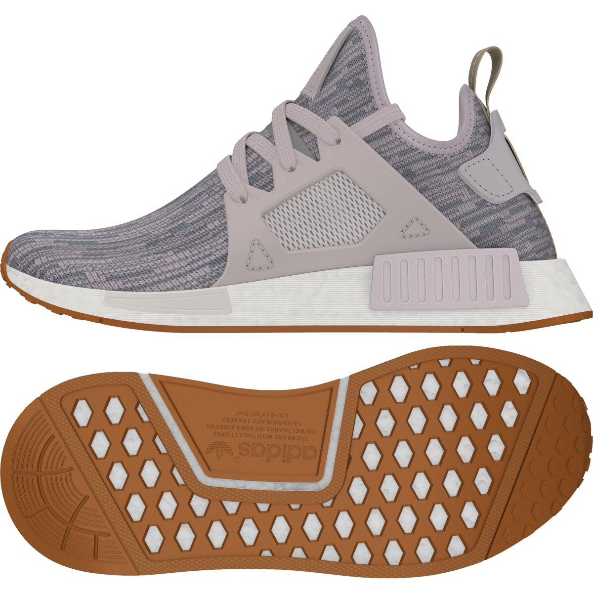 36bdb62c55825 Buty Adidas NMD XR1 Wmns Ice Purple - BB2367 - Basketo.pl
