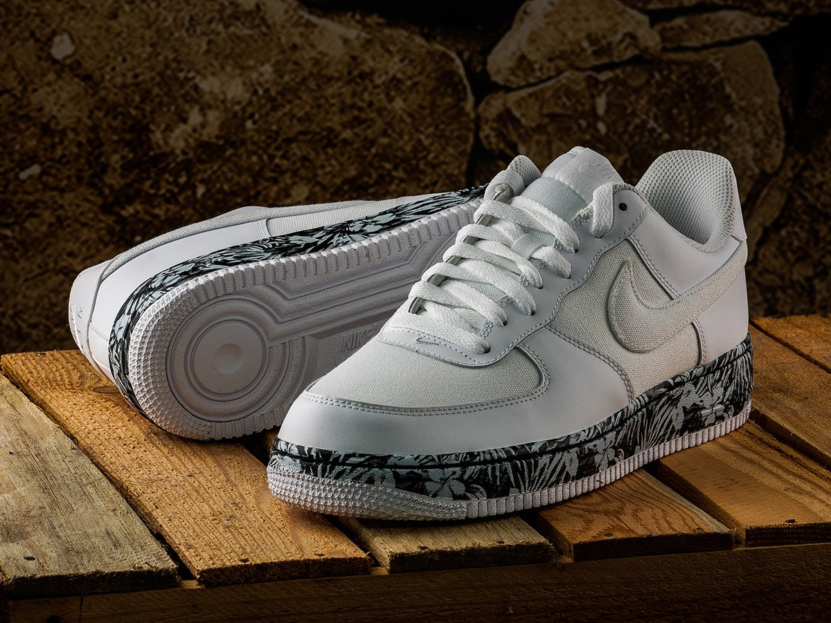 Buty Nike Air Force 1 Low Floral (820266 100) Ceny i