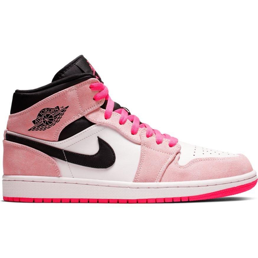 Buty Air Jordan 1 Mid SE Hyper Pink 852542 801