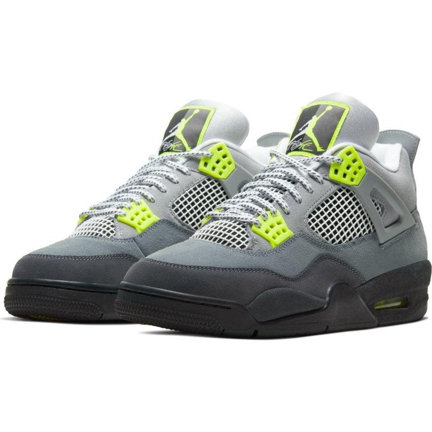 Buty Air Jordan 4 Retro SE Neon CT5342 007