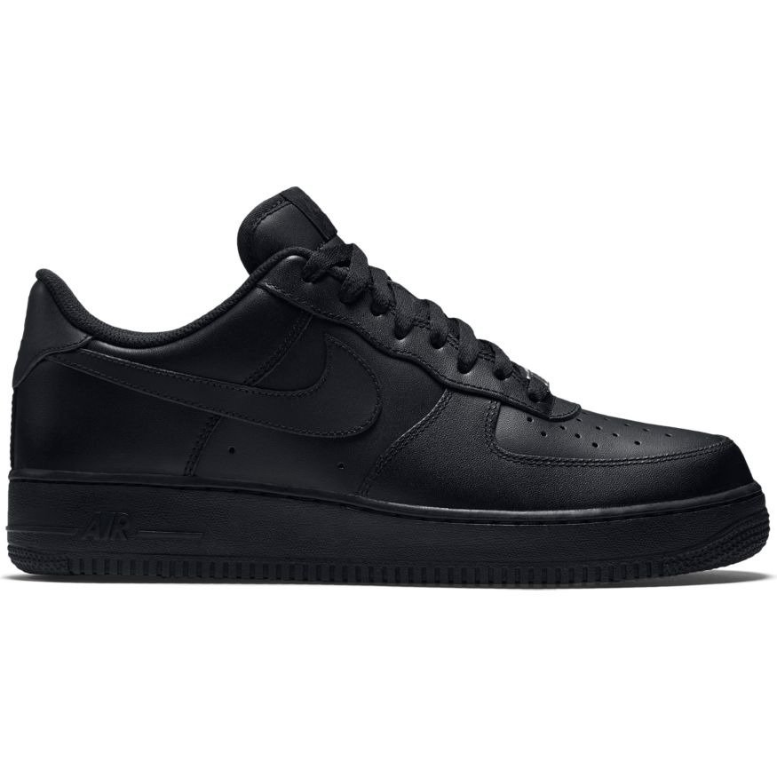 buty nike air force 1 low 07 all black