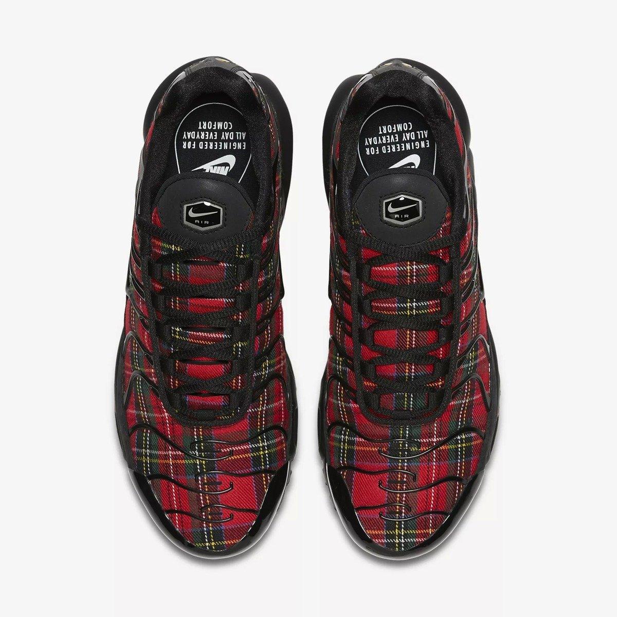 Buty Nike Air Max Plus TN SE Tartan AV9955 001