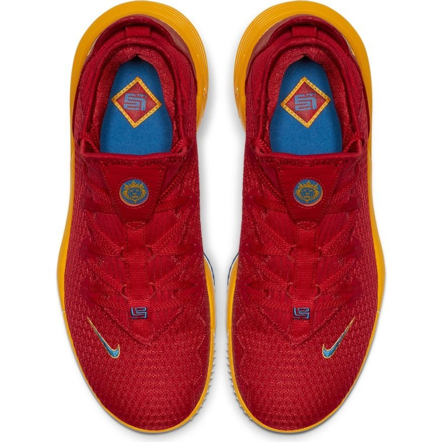 Buty Nike LeBron 16 Low SuperBron CK2168 600