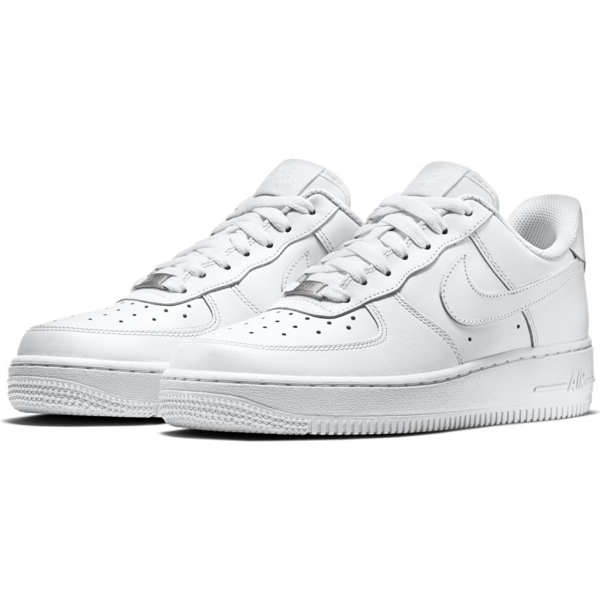 Buty Nike WMNS Air Force 1 Low All White 315115 112