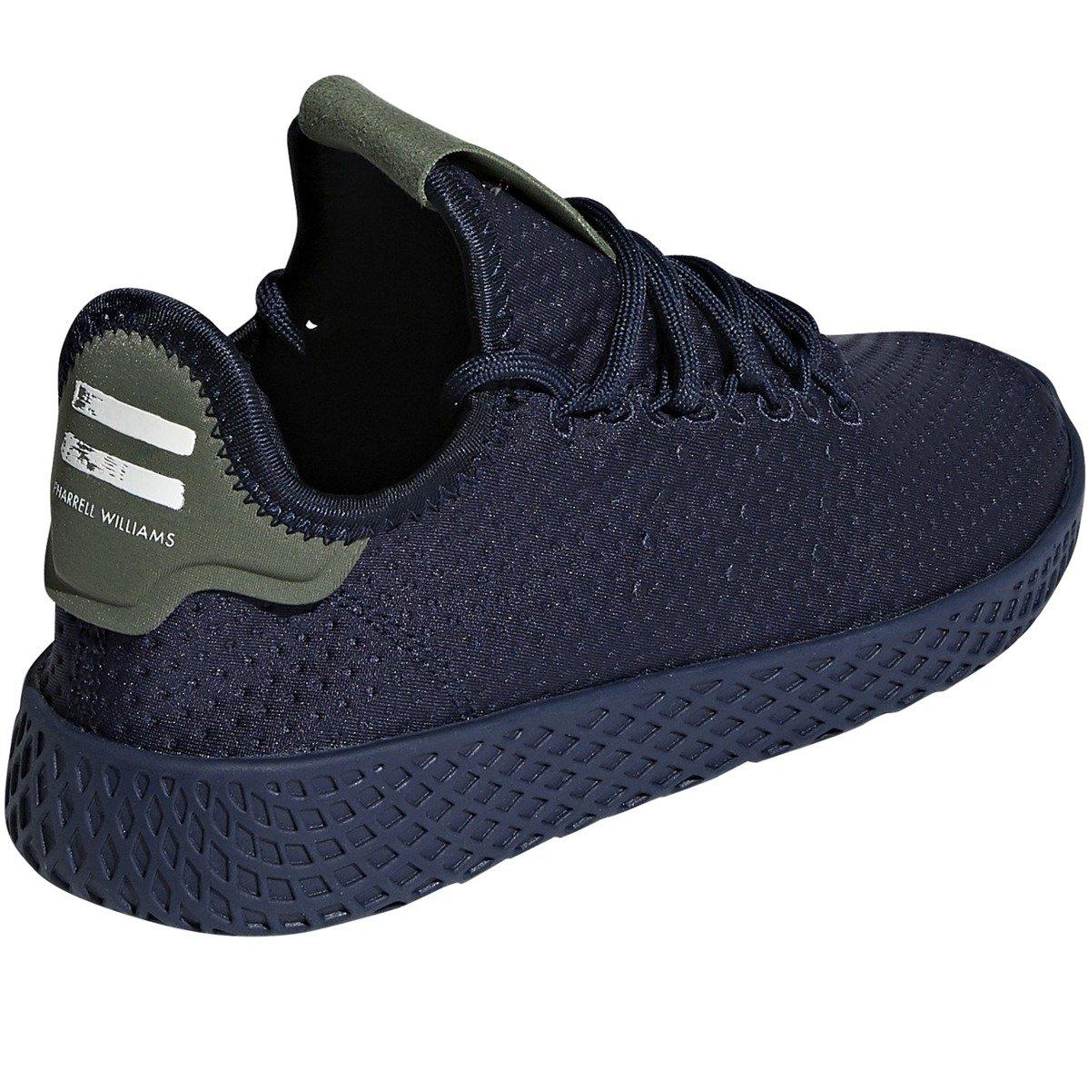 Buty adidas Pharrell Williams Tennis Hu Shoes Blue | B37079