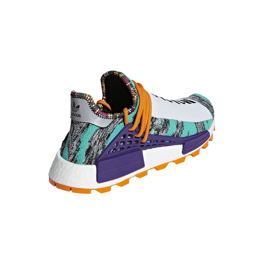 Buty adidas x Pharrell Williams Afro HU NMD BB9528