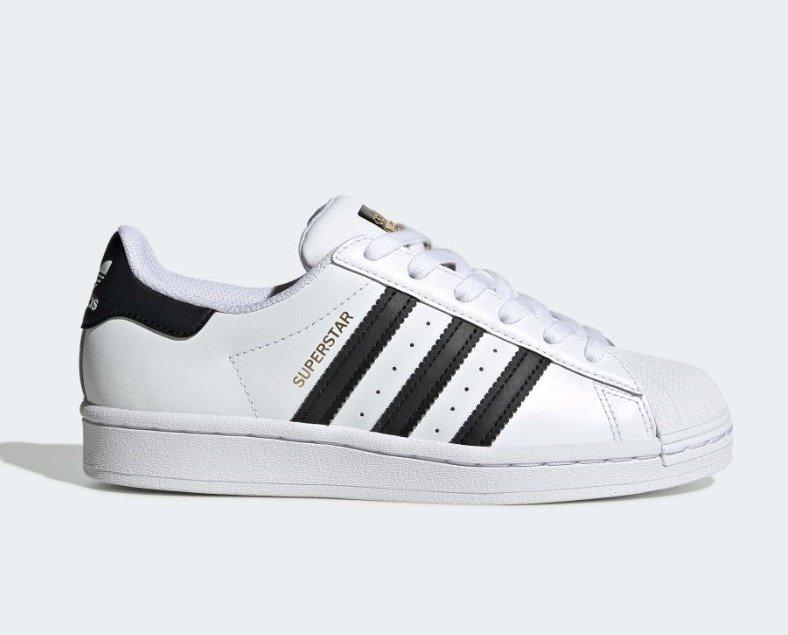 Buty Mlodziezowe Adidas Superstar Originals Junior Damskie Fu7712 Basketo Pl