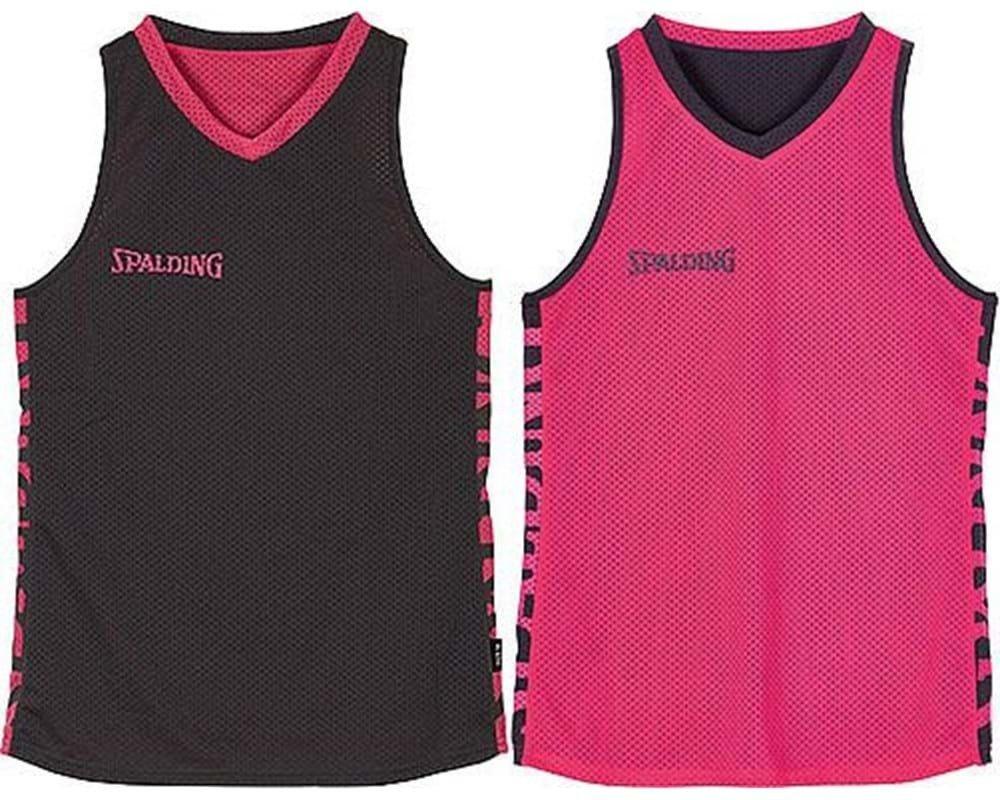 Damska koszulka koszykarska dwustronna Reversible Spalding Essential