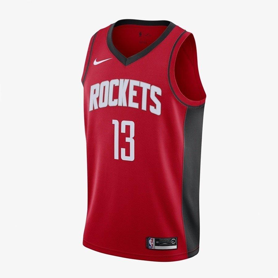 Koszulka młodzieżowa Nike NBA Houston Rockets James Harden Jersey