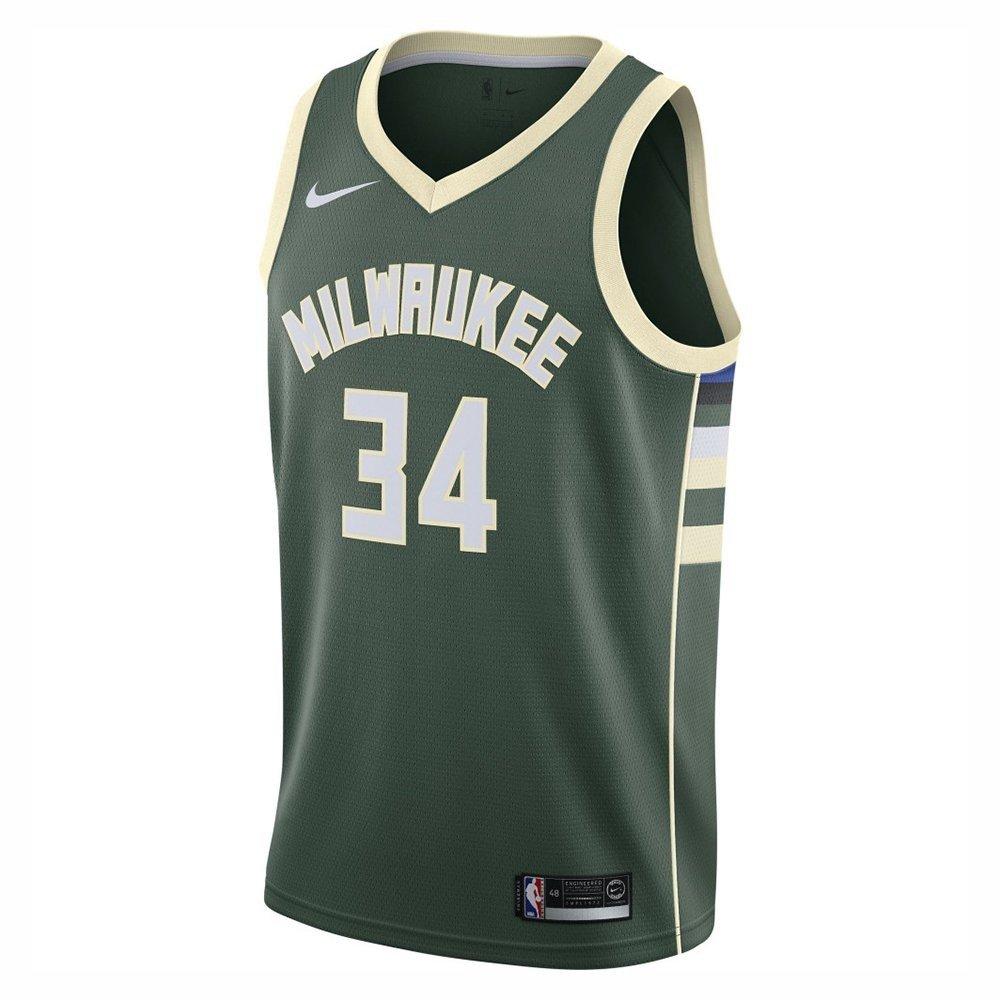 Młodzieżowa Koszulka Nike NBA Milwaukee Bucks Giannis Antetokounmpo Jersey