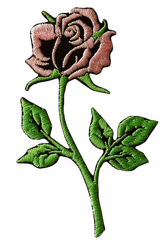 Plecak VANS Realm Backpack Custom Roses róża VN0A3UI6ALI
