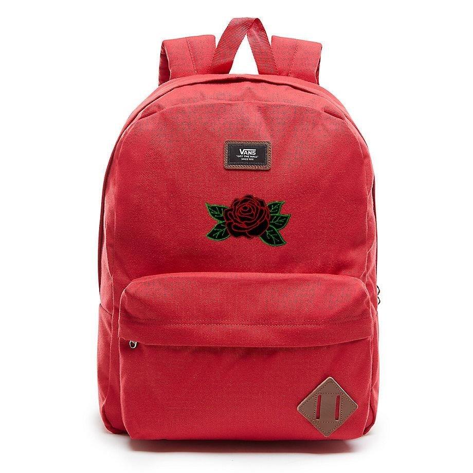 Plecak VANS Old Skool II Custom Black Rose VN000ONI14A