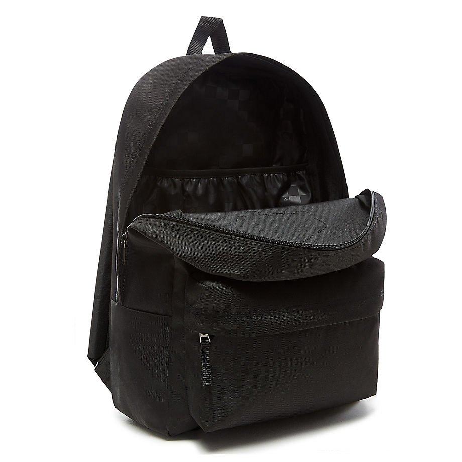 895eaaaf41260 Plecak VANS Realm Backpack - VN0A3UI6BLK - Basketo.pl
