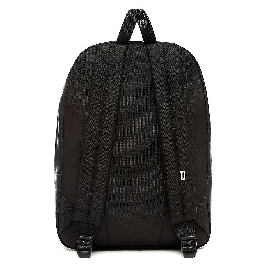 264f7936b106 Plecak VANS Realm Backpack - VN0A3UI6BLK + Worek Adidas - Basketo.pl