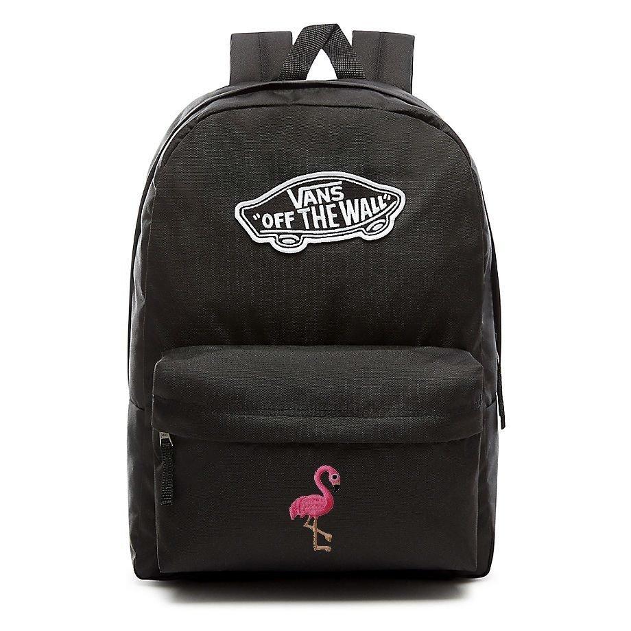 Plecak szkolny VANS Realm Backpack Custom Flaming VN0A3UI6BLK