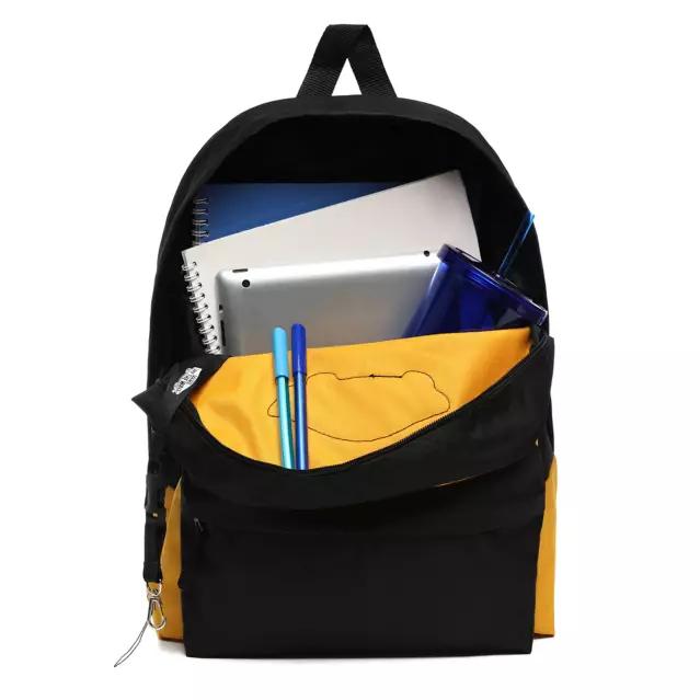 Plecak szkolny Vans Realm Mango Mojito Black VN0A3UI6TVT