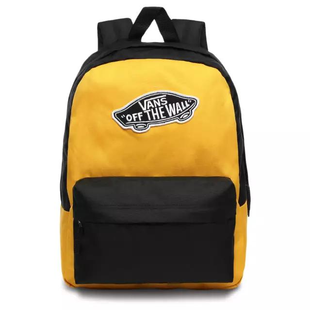 Plecak szkolny Vans Realm Mango Mojito Black VN0A3UI6TVT Custom Panda Not Today
