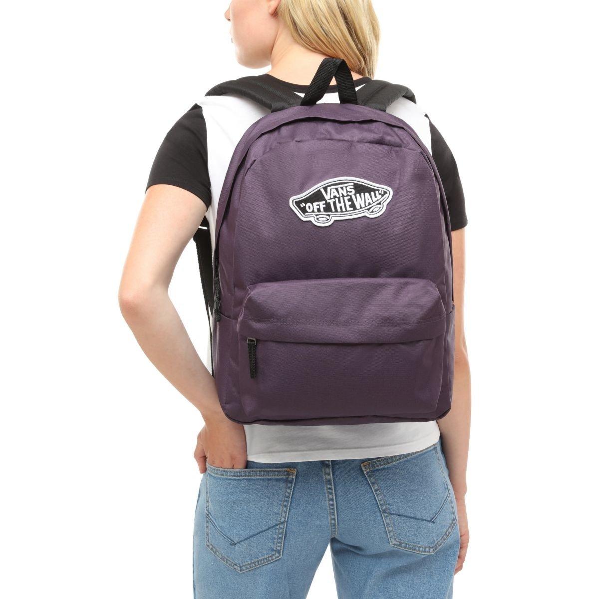 Plecak szkolny Vans Realm VN0A3UI6UUS Custom Sweet Kitty