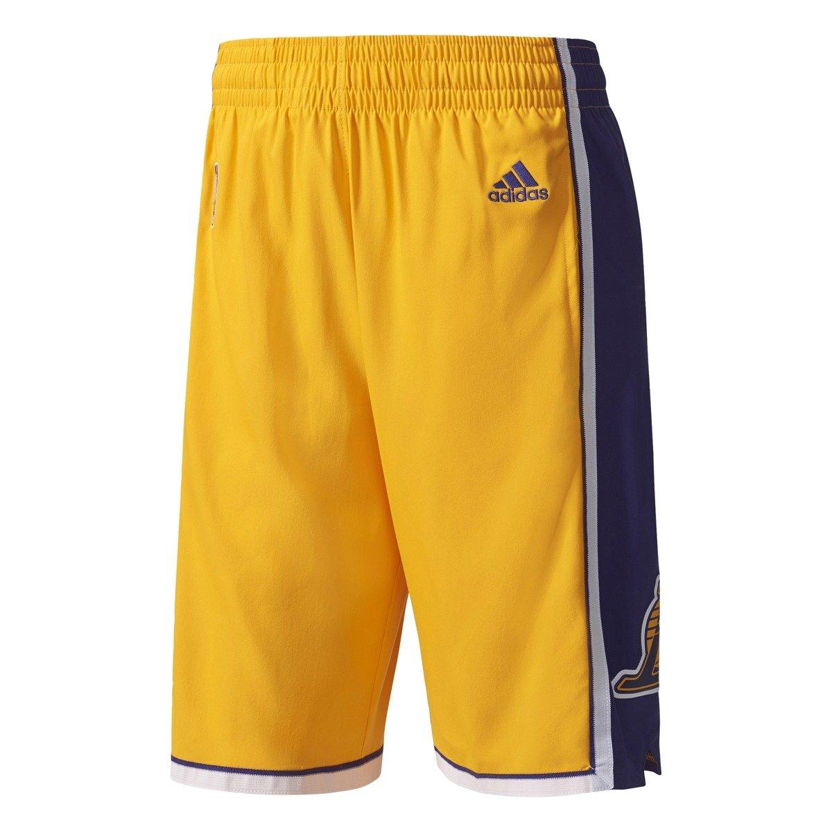 Spodenki koszykarskie adidas Los Angeles Lakers NBA Swingman