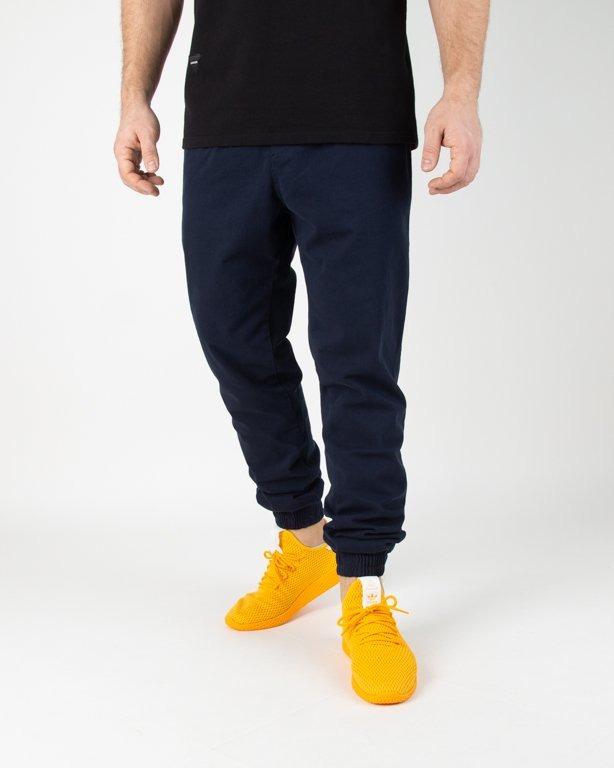 Spodnie New Bad Line Chino Jogger Icon Navy