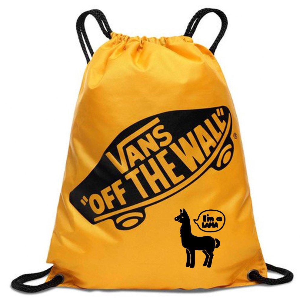 Worek szkolny torba VANS Benched Bag VN000SUFUXM Custom Lama