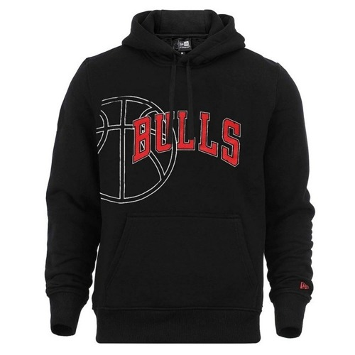 Bluza z kapturem New Era NBA Chicago Bulls - 12033470