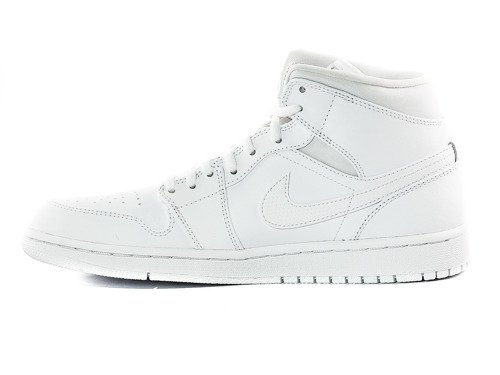 Buty Air Jordan 1 Mid GS - 554725-110