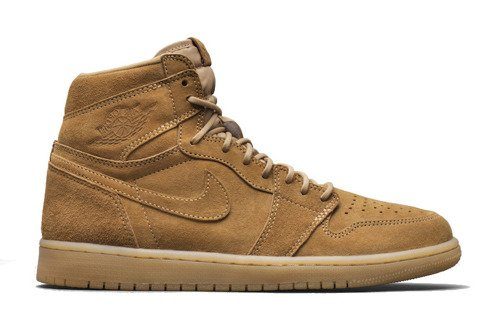 Buty Air Jordan 1 Retro High OG Wheat - 555088-710