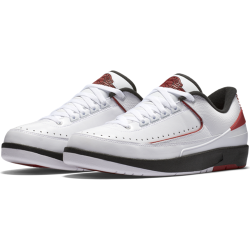 Buty Air Jordan 2 Retro Low Chicago - 832819-101