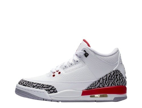 Buty Air Jordan 3 Retro GS - 398614-116